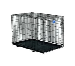 Midwest Life Stages Single Door Dog Crates midwest ls 1648