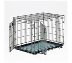 Double Door Dog Crates midwest ls 1624dd
