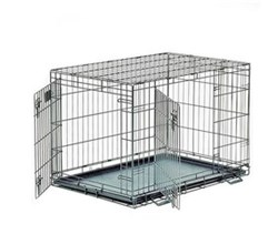 Double Door Dog Crates midwest ls 1630dd