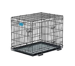 Double Door Dog Crates midwest ls 1636dd