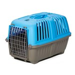 MidWest 1422SPB Spree Plastic Pet Carrier