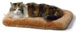 Midwest Cat130-cb Plush Cat Bed For Cat130