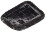 MidWest QT40224-GY Quiet Time Pet Bed