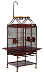 """""""Midwest Chiquita Play Top Bird Cage - Ruby Brand New Includes One Year Warranty, The MidWest Chiquita Play Top is a durable, high quality cage with a unique lift off playtop that can be removed and placed on a separate surface for an additional play area away from the cage"""