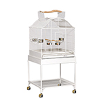 MidWest Protege Bird Cage - Pearl White 24 L x 22 W x 24 H