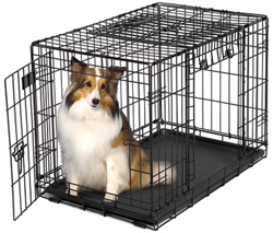 Wire Dog Crates midwest 1930dd