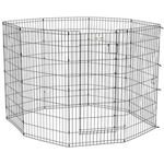 MidWest 524DR 24-inch High Exercise Pen