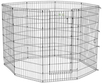 MidWest 530DR 30-inch High Exercise Pen