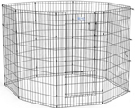 MidWest 548SDR 48 inch High Exercise Pen