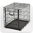 Midwest Dog Crates Cages Midwest Ovation Single Door Dog Crates
