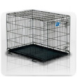 Midwest Dog Crates Cages Midwest Life Stages Single Door Dog Crates
